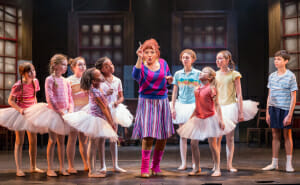 BillyElliot at Drury Lane Theatre Company - Susie McMonagle as _Mrs. Wilkinson_ V2 Credit Brett Beiner