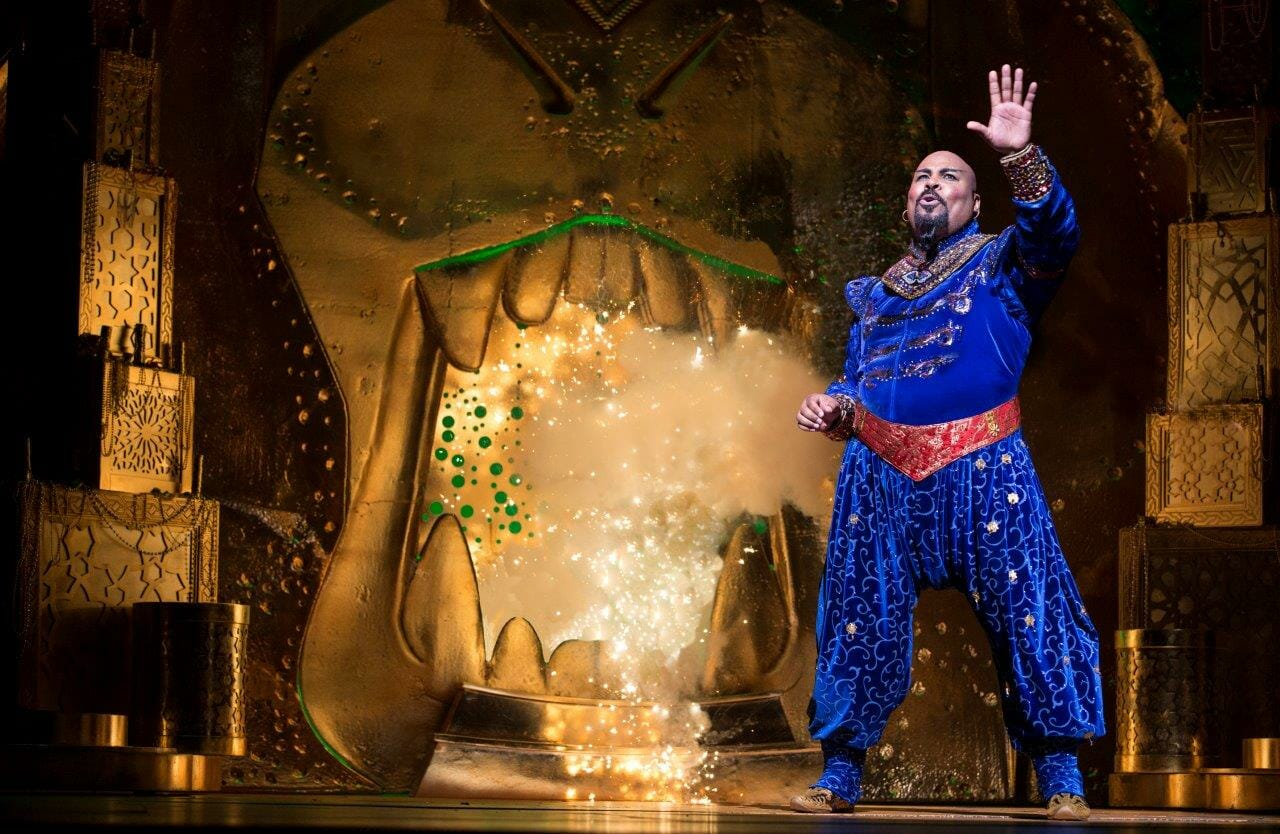BiC's and Disney's 'Aladdin' extended before it even opens
