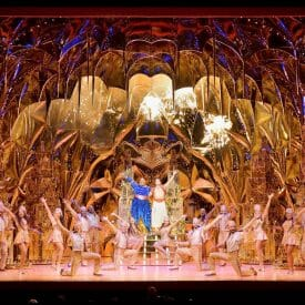 Gather your friends and family and get one jump ahead of the ticket line for Broadway in Chicago's gloriously resplendent 'Aladdin'