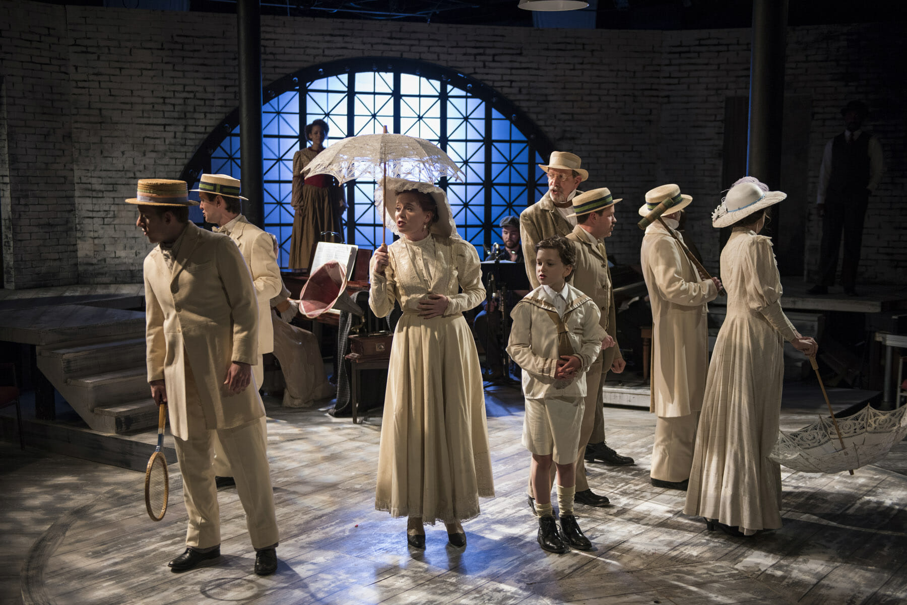 Griffin Theatre's 'Ragtime' strikes timely chords amidst