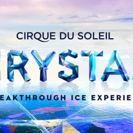 'Crystal,' Cirque du Soleil on ice, coming to the Sears Centre Arena in November