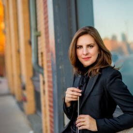 Chicago Opera Theater welcomes Lidiya Yankovskaya as the company's new music director