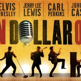 Aurora's Paramount announces casting, creative details for 'Million Dollar Quartet,' opening in Sept.