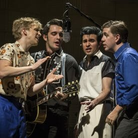 Paramount's 'Million Dollar Quartet' brilliantly offers escape paired with poignancy