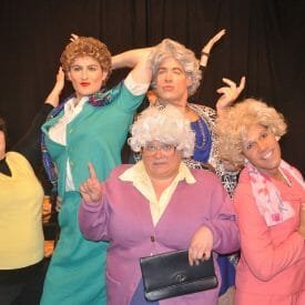 MCL's 'Golden Girls' musical delights fans with spot-on renditions of old favorite characters