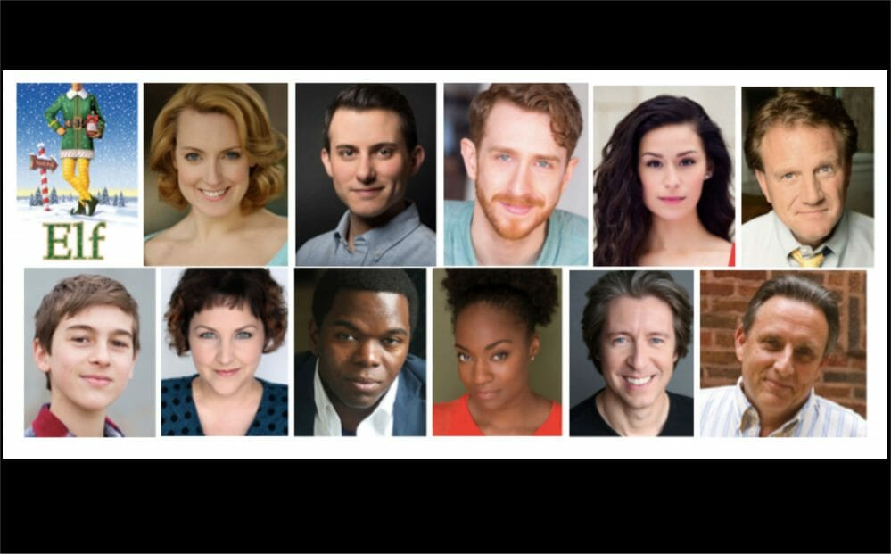 Meet the cast and creatives bringing 'Elf' to the Paramount this holiday season