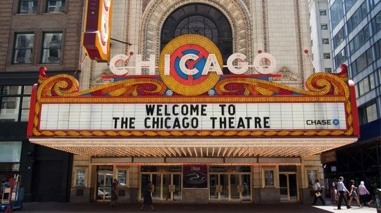 Chicago Theatre offering one-day only venue tours on Oct. 26 to celebrate its 96th birthday