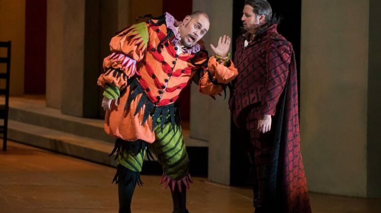 Lyric Opera's 'Rigoletto' elicits tears for the court jester in a breakout performance for Quinn Kelsey