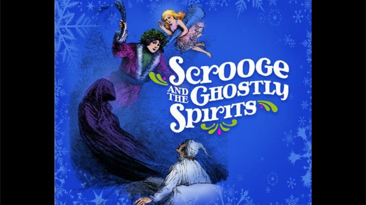 Lake Forest's Citadel Theatre to present Dickens of a new musical, 'Scrooge and the Ghostly Spirits,' beginning Nov. 17