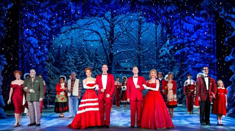 Broadway in Chicago's 'White Christmas' sparkles with holiday nostalgia
