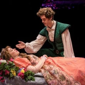Marriott wows young audiences with a prime time cast for 'Sleeping Beauty'