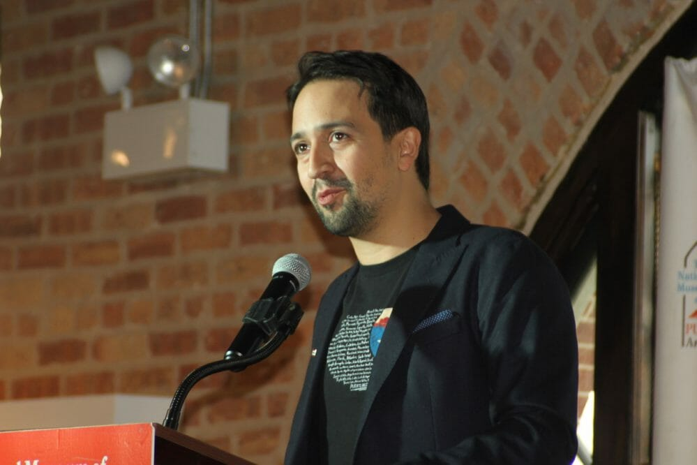 "Lin-Manuel Miranda uses stature, music to aid Puerto Rico rebuilding – ""This is the gig for the foreseeable future"""