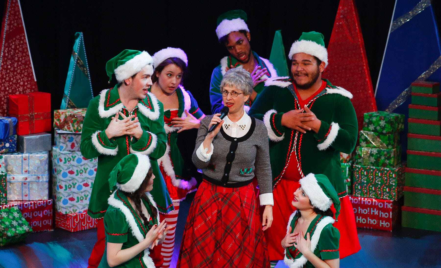 Pride Films and Plays brings \'Barney the Elf\' back for the holiday ...