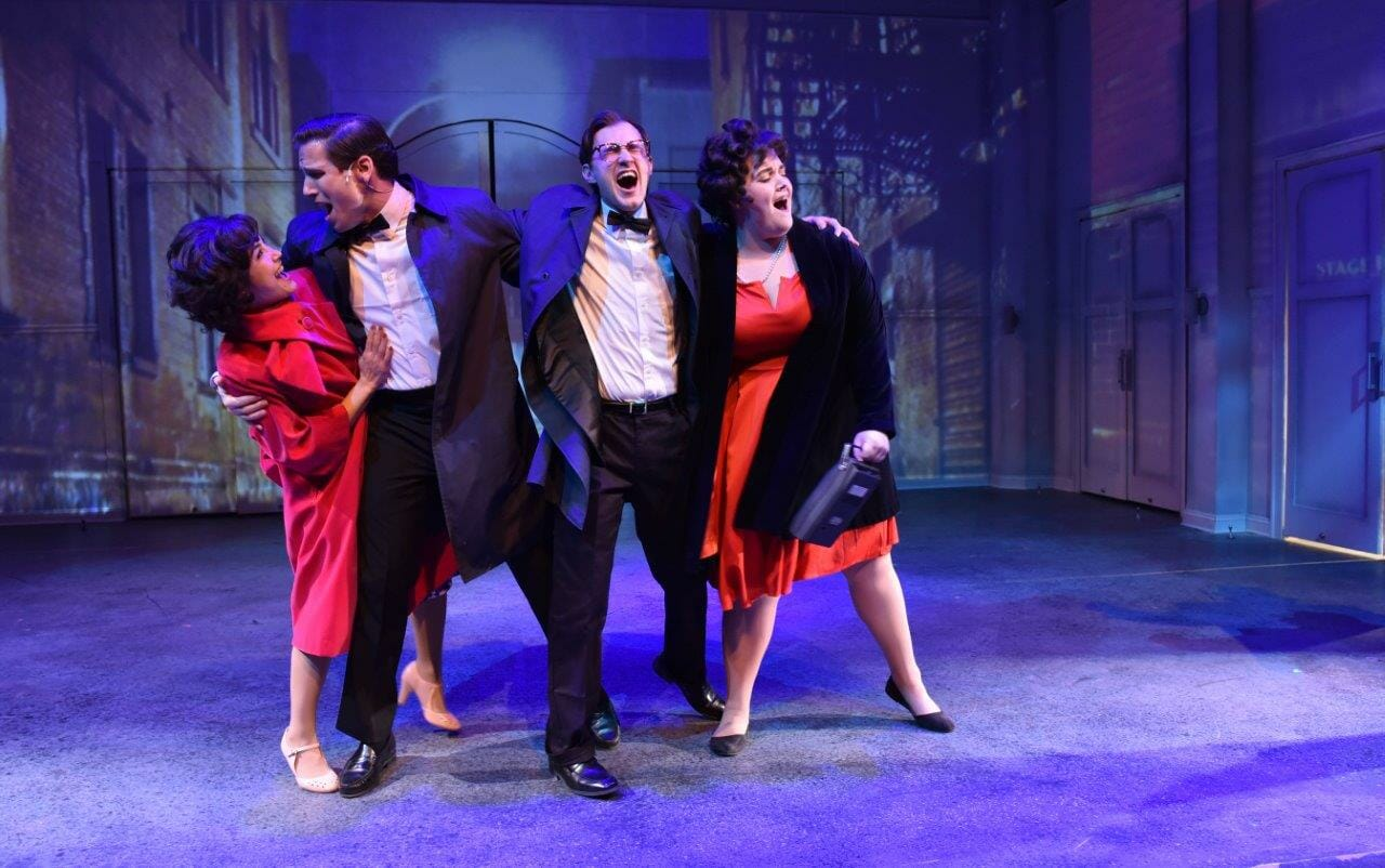 Porchlight's audiences believe the time has come for Sondheim's 'Merrily We  Roll Along'