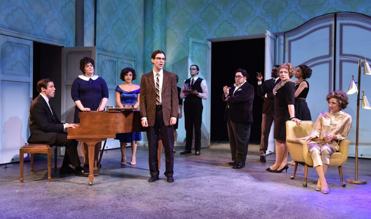 Historically, there were a lot of things going against the original  Broadway production of Merrily, perhaps because, coincidentally, the  collaboration and ...