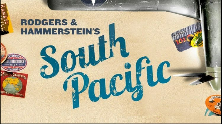 Robert Cuccioli and Samantha Hill lead the cast of Drury Lane's 'South Pacific,' beginning April 5