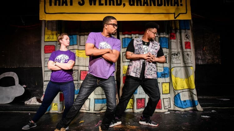 Barrel of Monkeys get 'Grandma' to 'Groove' with their 2018 musical set