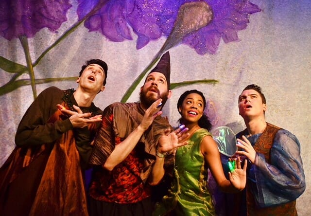 Lifeline presents a saucy 'Tooth Fairy' musical tale for kids and those who bring them