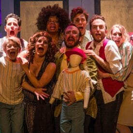 Chicago Theatre Workshop's understudies help keep opening night its fully-intentioned 'Disaster!'