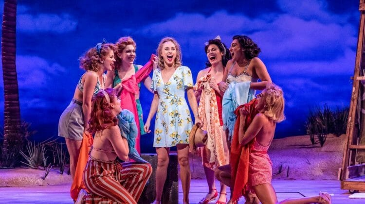 Patrons must heed Bali Ha'i's clarion to feel the warm breeze of Drury Lane's 'South Pacific'