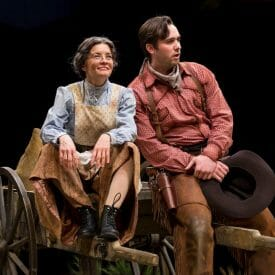 Marriott's strong, contemplative 'Oklahoma!' is deeper than any fringe-covered surrey