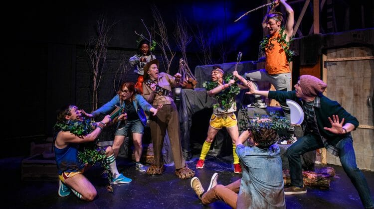 Pride's 'Flies! the Musical' flies in the face of 'The Lord of the Flies' in an unauthorized parody