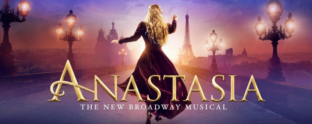 Broadway in Chicago bringing 'Anastasia' to the Windy City in 2019