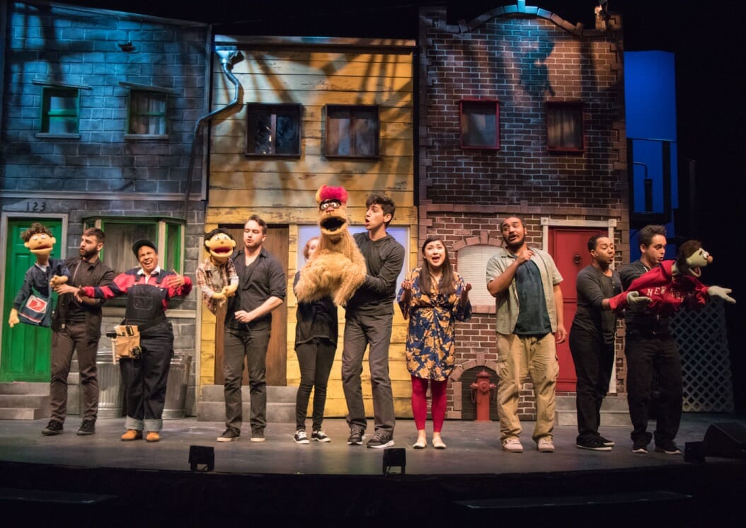 Metropolis Avenue Q Provides An R Rated And Hilarious Adults Only