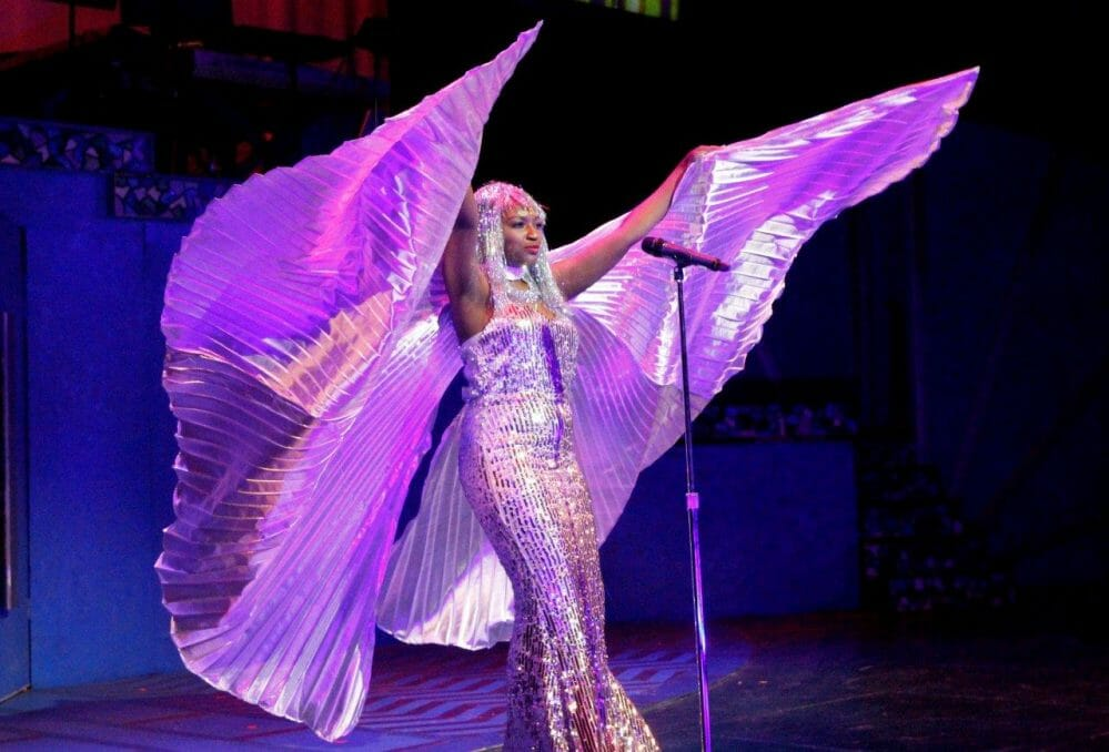 Black Ensemble Theatre's 'A New Attitude: In Tribute to Patti LaBelle' proves to be the perfect show to take in with mom