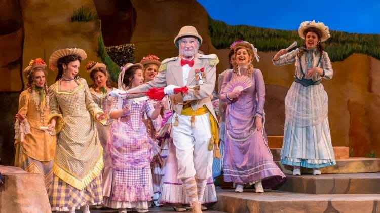 Set a course for Music Theater Works' perfectly charming 'Pirates of Penzance'