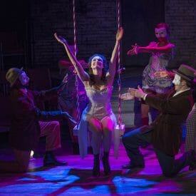 Griffin's 'Ragtime,' Permoveo's 'CiviliTy of Albert Cashier' and Theo's 'Sweeney' leads take 2018's top musical non-Equity Jeffs