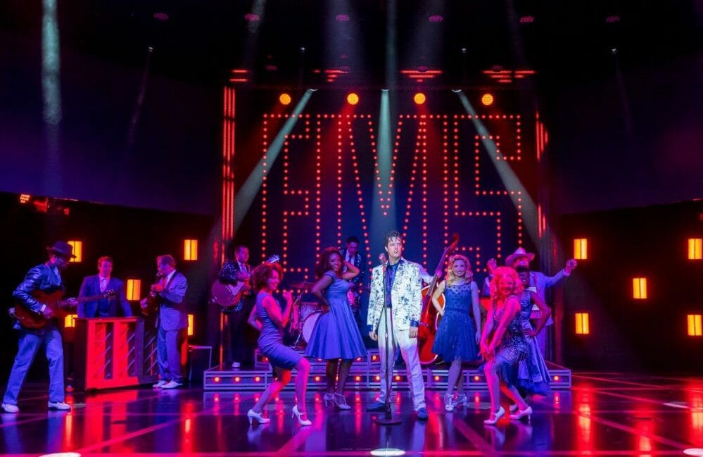 The King lives but the book dies in Broadway in Chicago's 'Heartbreak Hotel'