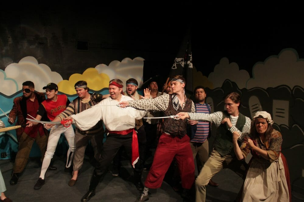 Saltbox Theatre Collective's 'Pirates of Penzance' is a refreshingly irreverent romp