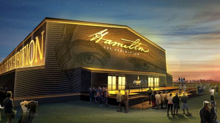 'Hamilton: The Exhibition' sets new opening date of April, 2019 for Northerly Island