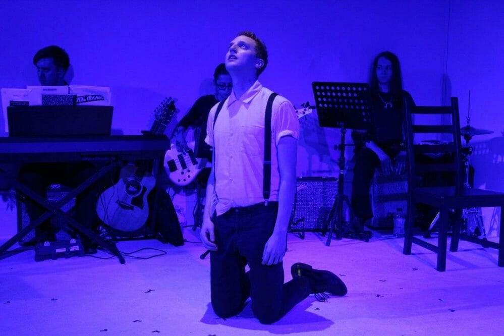 Blank Theatre Company's inaugural production, 'Spring Awakening,' has patrons believing in the spectre of expectation