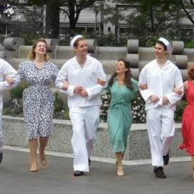 DiCostanzo-directed 'On the Town' presented by Highland Park Players, Oct. 12 – 28