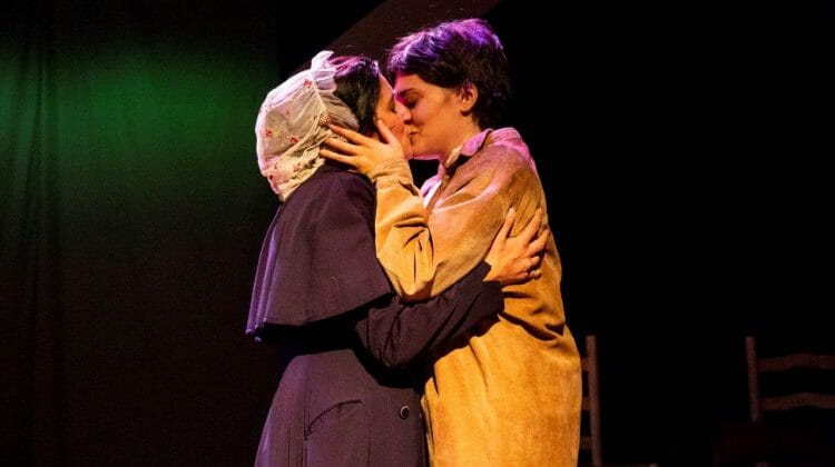 Third Eye Ensemble's 'Patience & Sarah' proves a timely and worthy tale to be told